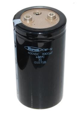 MARCON CAP-400V-3900UF-121-64.5-28