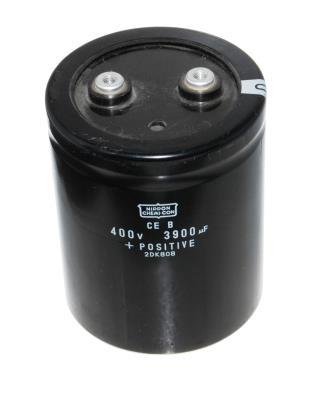 Nippon Co CAP-400V-3900UF-96-77-32 front image