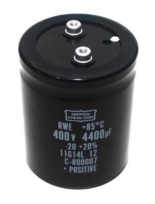 Yaskawa CAP-400V-4400UF-96-77-32