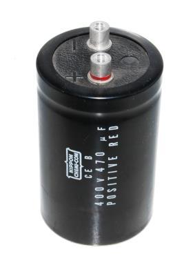 Nippon Co CAP-400V-470UF-90-51-22 front image