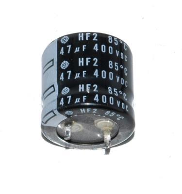 Hitachi, Ltd CAP-400V-47UF-25-22-9