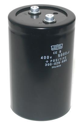 Nippon Co CAP-400V-5000UF-120-77-32 front image