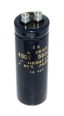 New Refurbished Exchange Repair  Matsushita Capacitors CAP-400V-560UF-112-36-13 Precision Zone