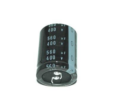 New Refurbished Exchange Repair  Nichicon Capacitors CAP-400V-560UF-45-35-10 Precision Zone