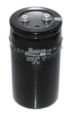 Hitachi, Ltd CAP-400V-5900UF-144-78-32