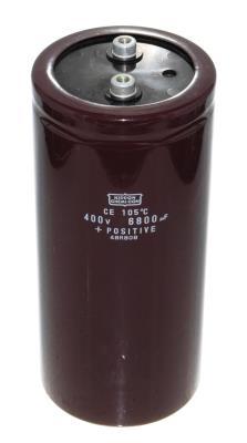 Nippon Co CAP-400V-6800UF-170-77-32 front image