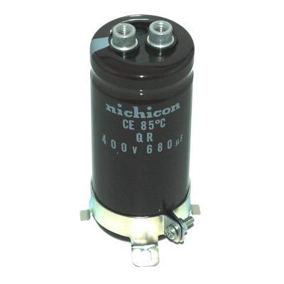 Nichicon CAP-400V-680UF-80-35-12.7 front image
