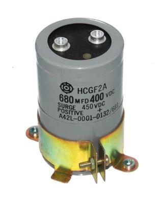 Hitachi, Ltd CAP-400V-680UF-86-52-22 front image