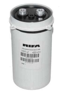 RIFA CAP-420V-3300UF-145-77-32