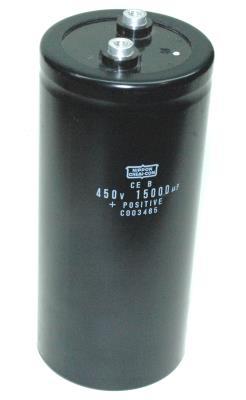Nippon Co CAP-450V-15000UF-222-100-40 front image