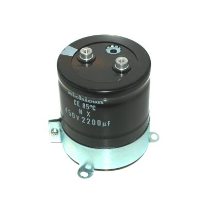 New Refurbished Exchange Repair  Nichicon Capacitors CAP-450V-2200UF-90-72-31.8 Precision Zone