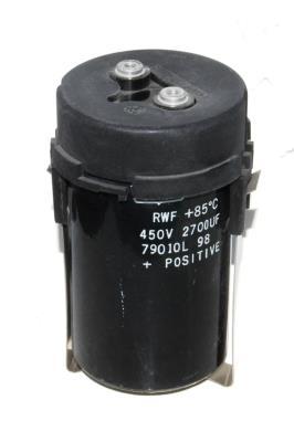 Nippon Co CAP-450V-2700UF-115-63.5-28 front image