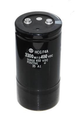 Hitachi, Ltd CAP-450V-3300UF-133-65-28 front image