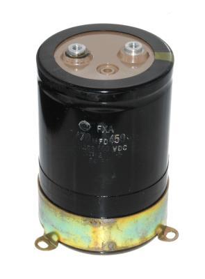 Hitachi, Ltd CAP-450V-3470UF-120-77-32 front image