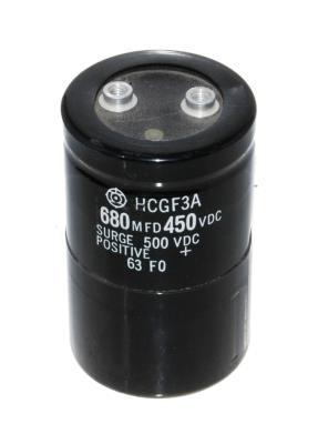 Hitachi, Ltd CAP-450V-680UF-87-52-22 front image