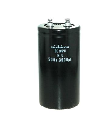 New Refurbished Exchange Repair  Nichicon Capacitors CAP-500V-3900UF-145-76-32 Precision Zone