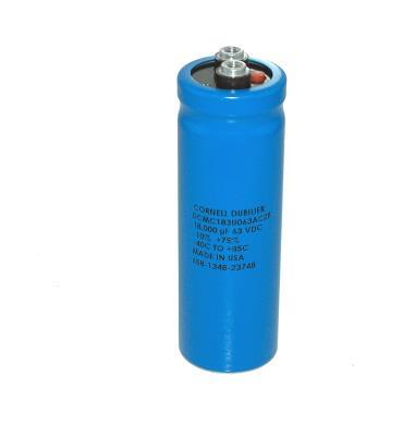 Cornell Dubilier CAP-63V-18000UF-105-35-12.7
