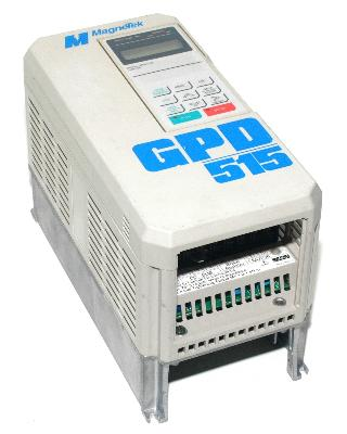 Yaskawa CIMR-G5C41P5 front image