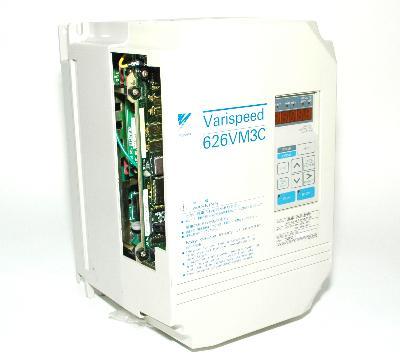New Refurbished Exchange Repair  Yaskawa Drives-AC Spindle CIMR-VMC22P2 Precision Zone