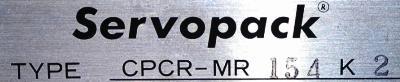 Yaskawa CPCR-MR154K2 label image