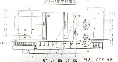 Yaskawa CPS-15 back image