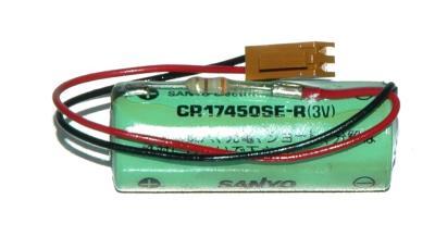 New Refurbished Exchange Repair  Sanyo Batteries CR17450SE-R-3V Precision Zone