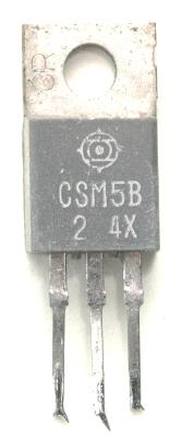 Hitachi Semiconductor CSM5B