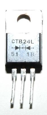 SANKEN ELECTRIC CTB24L