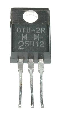 INTERNATIONAL RECTIFIER CTU-2R