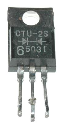 INTERNATIONAL RECTIFIER CTU-2S