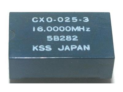 Kyocera Kinseki Corporation CXO-025-3-16.0000