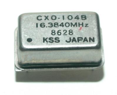 Kyocera Kinseki Corporation CXO-104B-16.3840