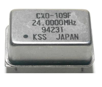Kyocera Kinseki Corporation CXO-109F-24.0000