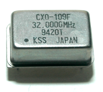 Kyocera Kinseki Corporation CXO-109F-32.0000