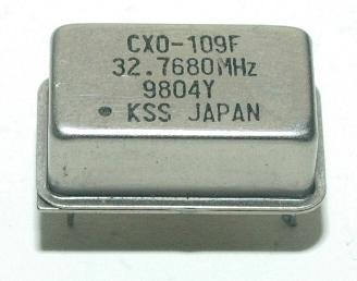 Kyocera Kinseki Corporation CXO-109F-32.7680