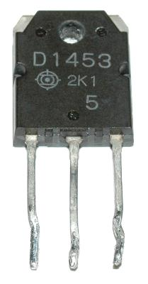 Hitachi Semiconductor D1453