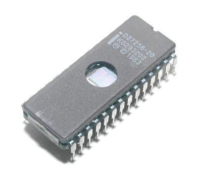 Intel D27256-20