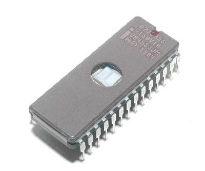 Intel D27C256