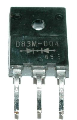 INTERNATIONAL RECTIFIER D83M-004 image