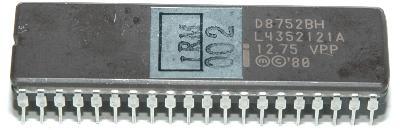 Intel D8752BH