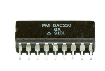 Analog Devices, Inc (ADI) DAC210GX image