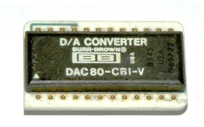 Analog Devices, Inc (ADI) DAC80-CBI-V