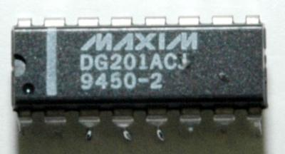 Maxim Integrated Products DG201ACJ