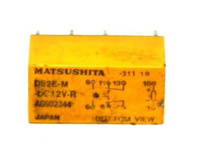Matsushita DS2E-M-DC12V-R