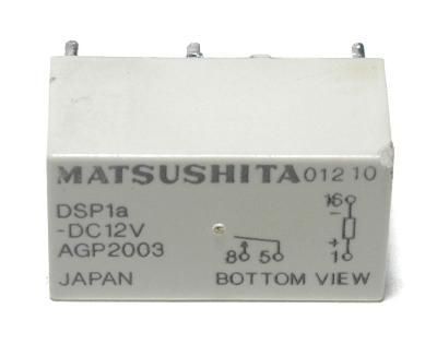 Matsushita DSP1A-DC12V