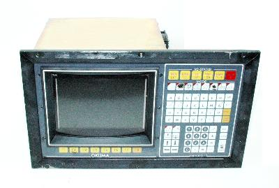 New Refurbished Exchange Repair  Okuma Operating Panel E0105-800-055-1 Precision Zone