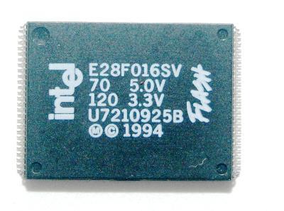 Intel E28F016SV