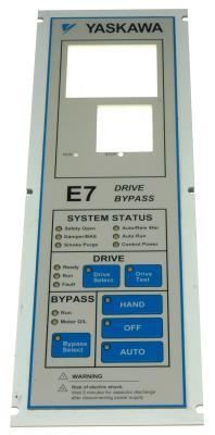 Yaskawa E7L-CONTROLPANEL