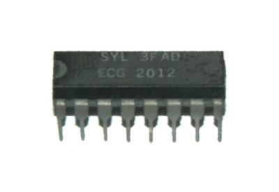 Philips Semiconductors ECG2012