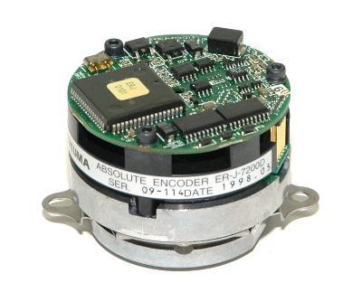 New Refurbished Exchange Repair  Okuma Internal encoders ER-J-7200D Precision Zone